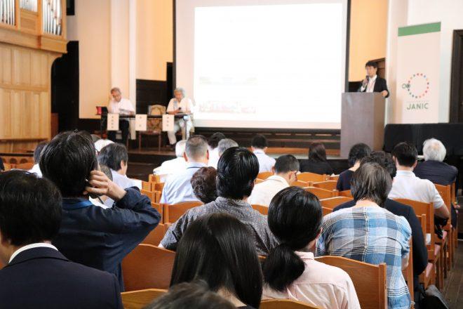 JANIC2019年度総会を開催しました