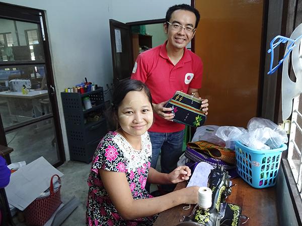 9/18(水)障がい者が就労できる社会を ミャンマー草の根技術協力事業 事業完了報告会