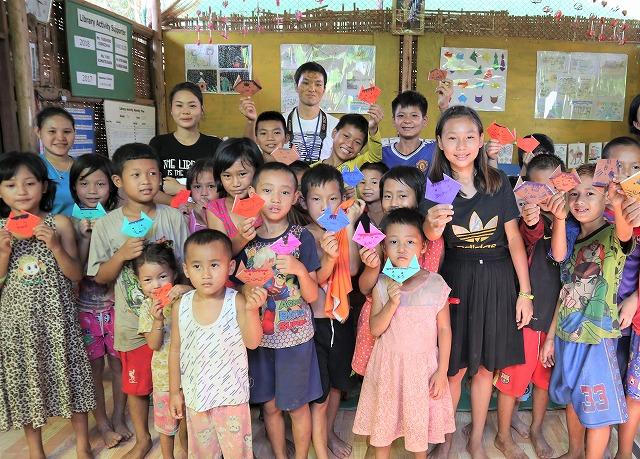 ミャンマー国境支援事業事務所インターン募集【シャンティ国際ボランティア会】