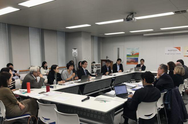 開発援助の目的見直しなどを提言-OECD DAC開発援助相互レビュー 市民社会との意見交換会報告