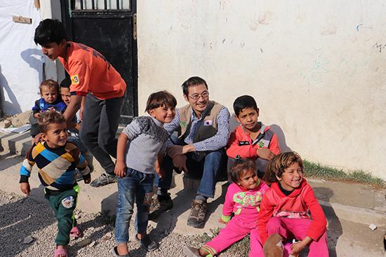 1.15開催 シリア難民・シリア内戦の今 -難民支援の現場から-