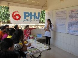 カンボジア事務所駐在員1名募集