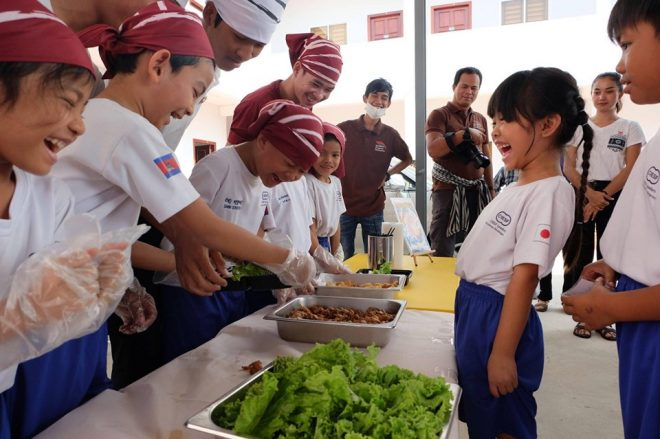 カンボジア一貫校 CIESF Leaders Academy 小学部日本語専科教諭 募集
