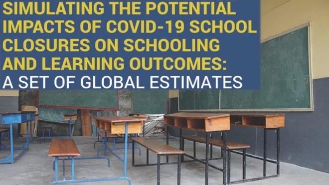 【7月17日(金)オンライン開催】世界銀行モーニングセミナー(第72回)「新型コロナウィルス感染症が学習と学校教育の成果に及ぼす影響:世界規模での試算」