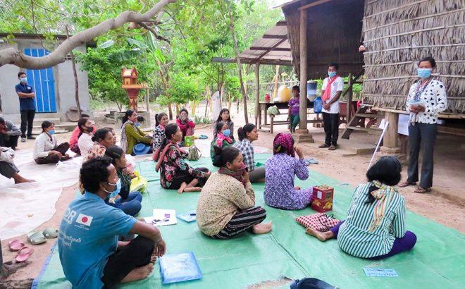 【8/1オンライン開催】FIDR現場レポ ~カンボジアの農村より、コロナ禍での変化~