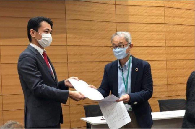 【4/8更新】ミャンマー:共同声明と賛同署名を外務省に提出しました